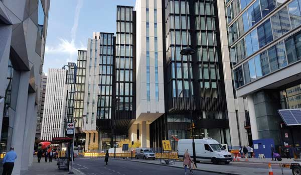 SSDA2018 One And Two London Wall Place