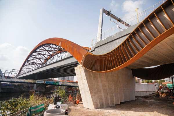 SSDA2018 Ordsall Chord Viaduct